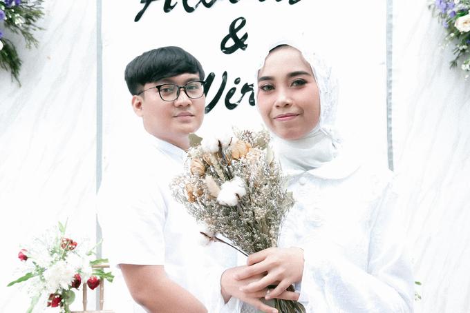 The Wedding of Alvina & Wira (Resepsi) by Agah Harsa Photo - 036