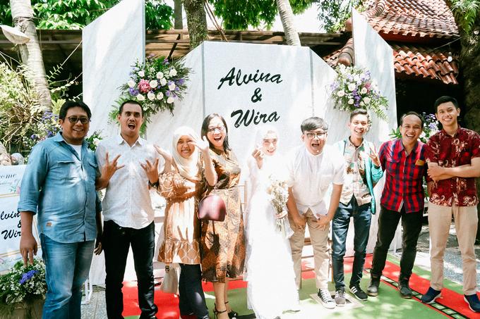 The Wedding of Alvina & Wira (Resepsi) by Agah Harsa Photo - 039