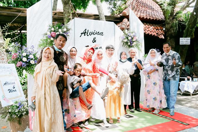 The Wedding of Alvina & Wira (Resepsi) by Agah Harsa Photo - 040