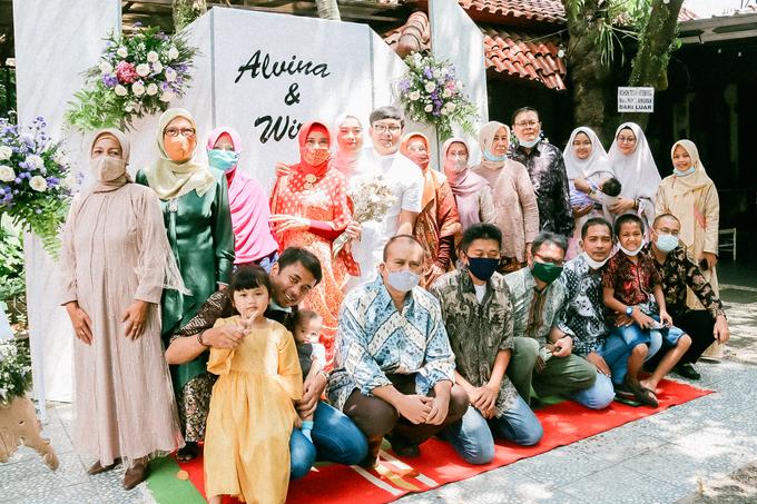 The Wedding of Alvina & Wira (Resepsi) by Agah Harsa Photo - 041