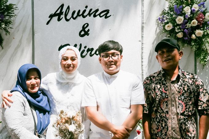 The Wedding of Alvina & Wira (Resepsi) by Agah Harsa Photo - 043