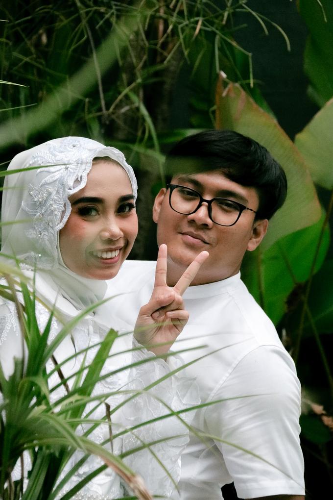The Wedding of Alvina & Wira (Resepsi) by Agah Harsa Photo - 005