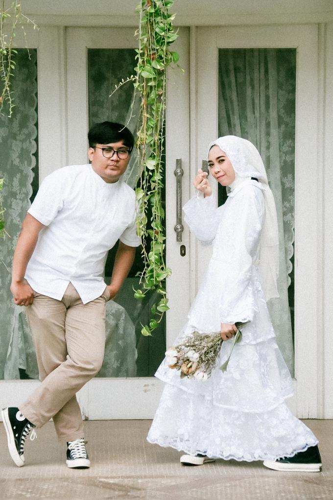 The Wedding of Alvina & Wira (Resepsi) by Agah Harsa Photo - 007