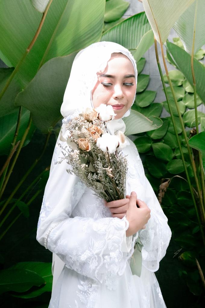The Wedding of Alvina & Wira (Resepsi) by Agah Harsa Photo - 003