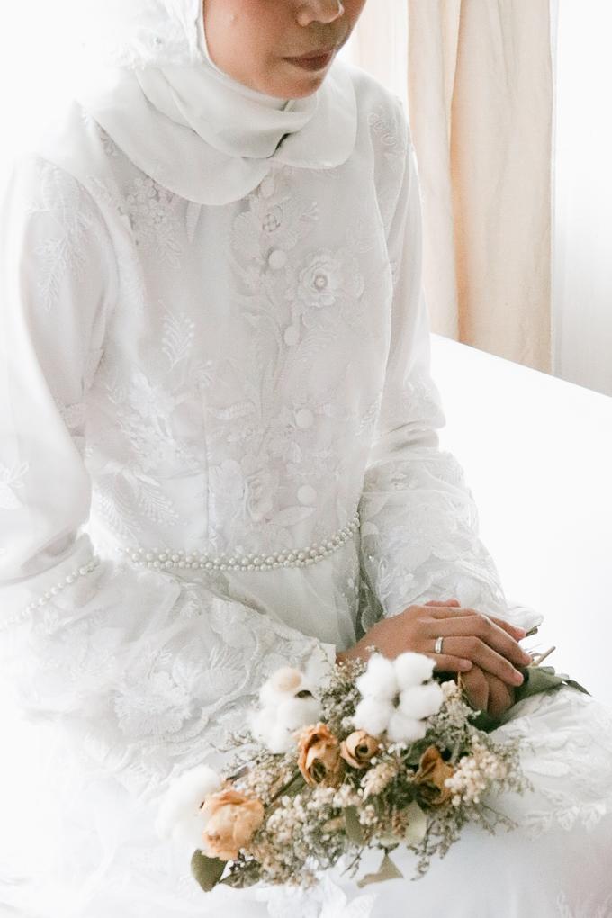 The Wedding of Alvina & Wira (Resepsi) by Agah Harsa Photo - 011