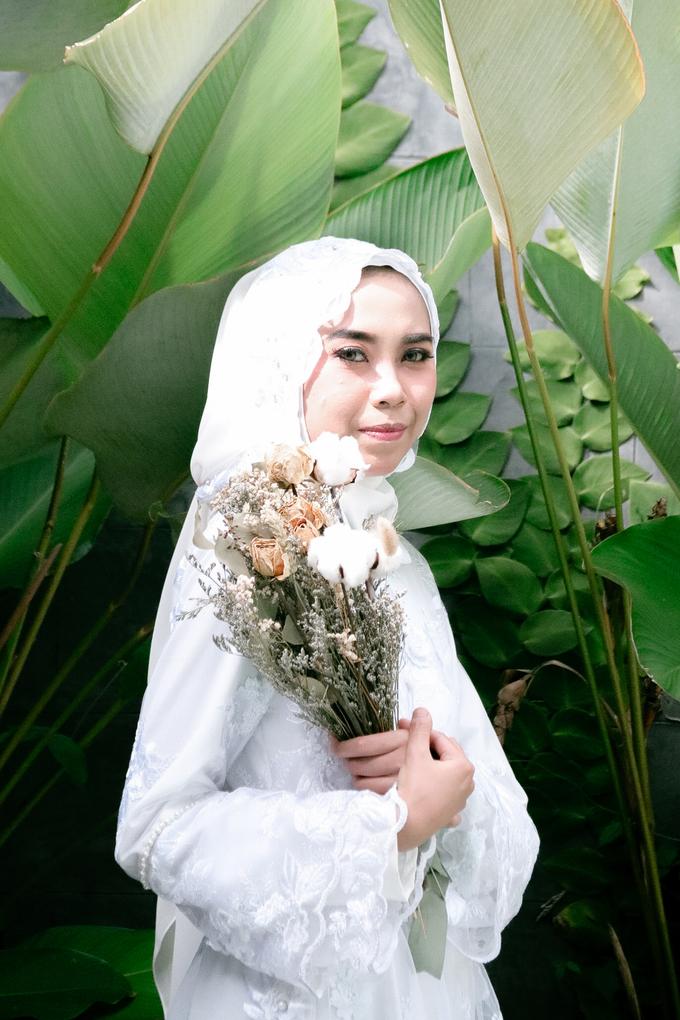The Wedding of Alvina & Wira (Resepsi) by Agah Harsa Photo - 010