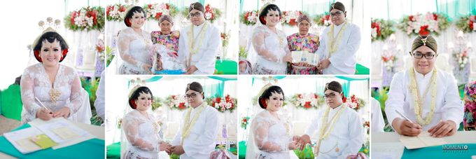 Wedding Dessy & Anggit by MOMENTO Photography - 007