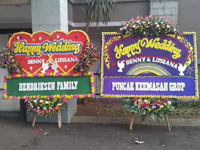 The Wedding Denny Oswaldo & Lusiana Tanudjaja by Red Hat Organizer - 011