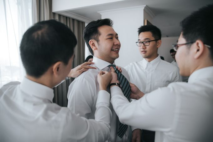 Evelyn & Jossy Wedding Preparation at Four Season Hotel by GoFotoVideo - 007