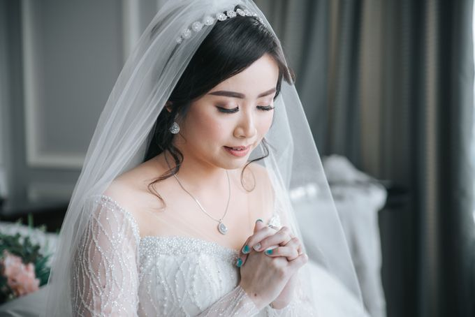 Evelyn & Jossy Wedding Preparation at Four Season Hotel by GoFotoVideo - 001