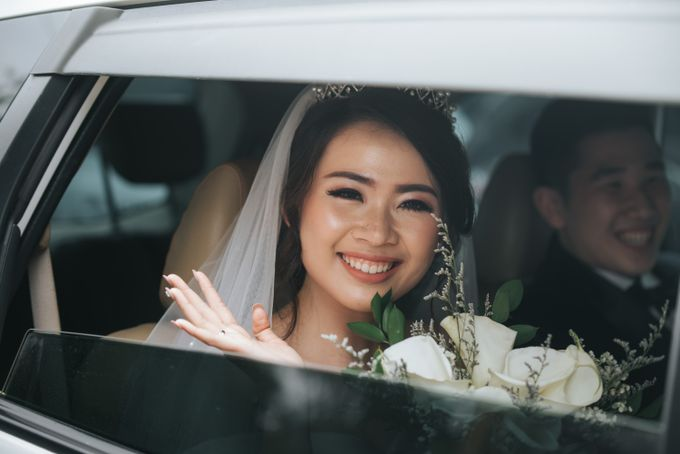 Resepsi dan Pemberkatan Irene & Adit at Central Resto by GoFotoVideo - 002