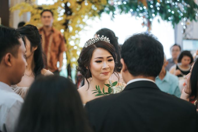 Resepsi dan Pemberkatan Irene & Adit at Central Resto by GoFotoVideo - 022