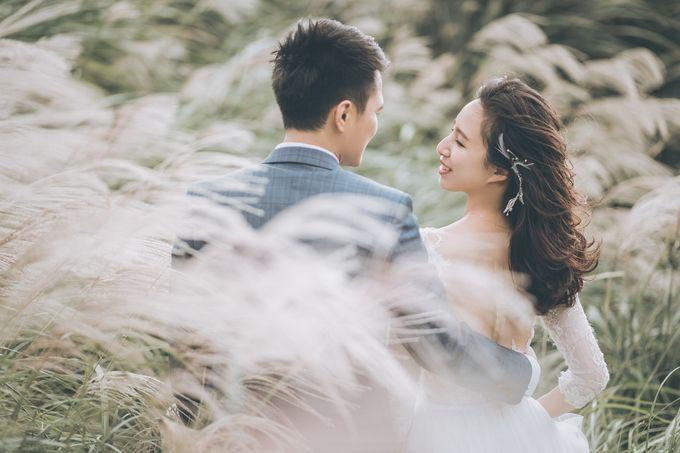 Oscar & Lidya Prewedding at Bromo by GoFotoVideo - 003