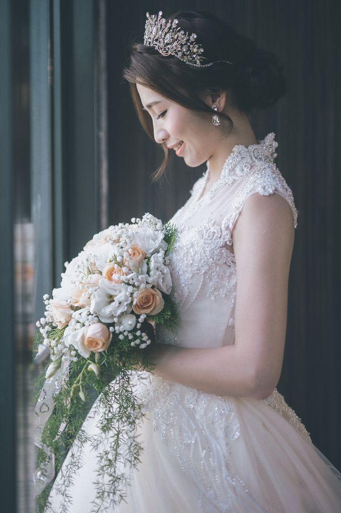 Erick & Inge Wedding by GoFotoVideo - 001