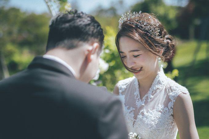 Erick & Inge Wedding by GoFotoVideo - 006
