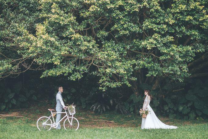 Theo & Angie Prewedding by GoFotoVideo - 001