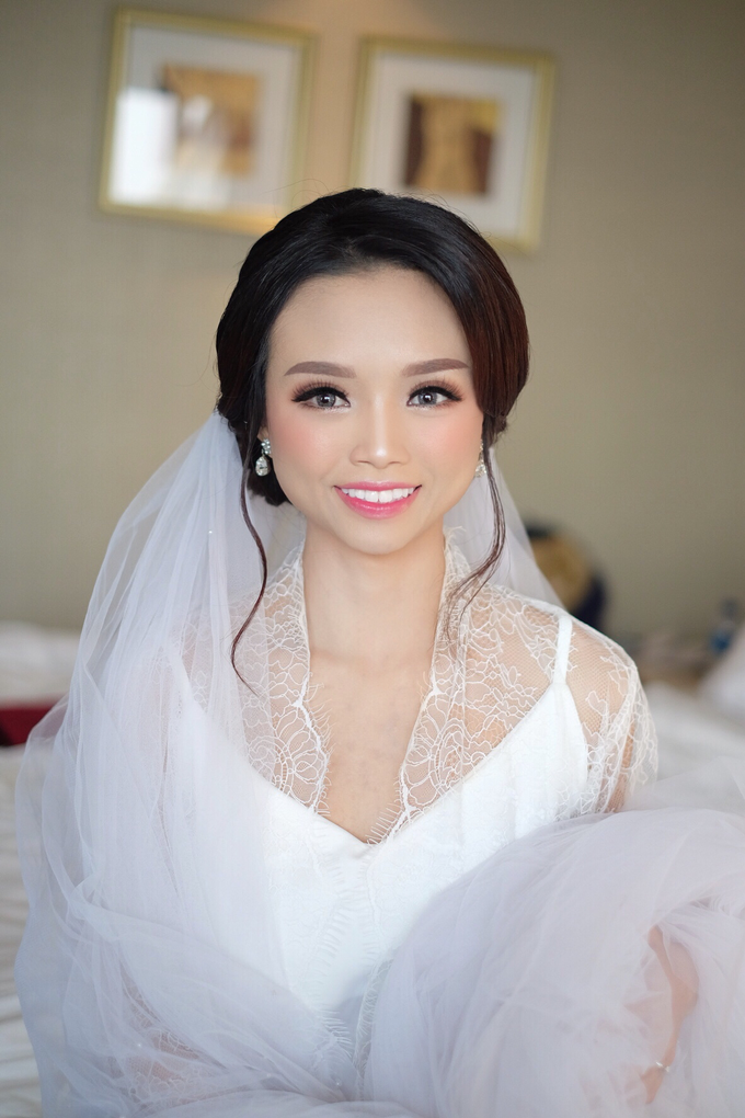 Mrs. marcella by Agnes Yosi Make Up Artist - 002