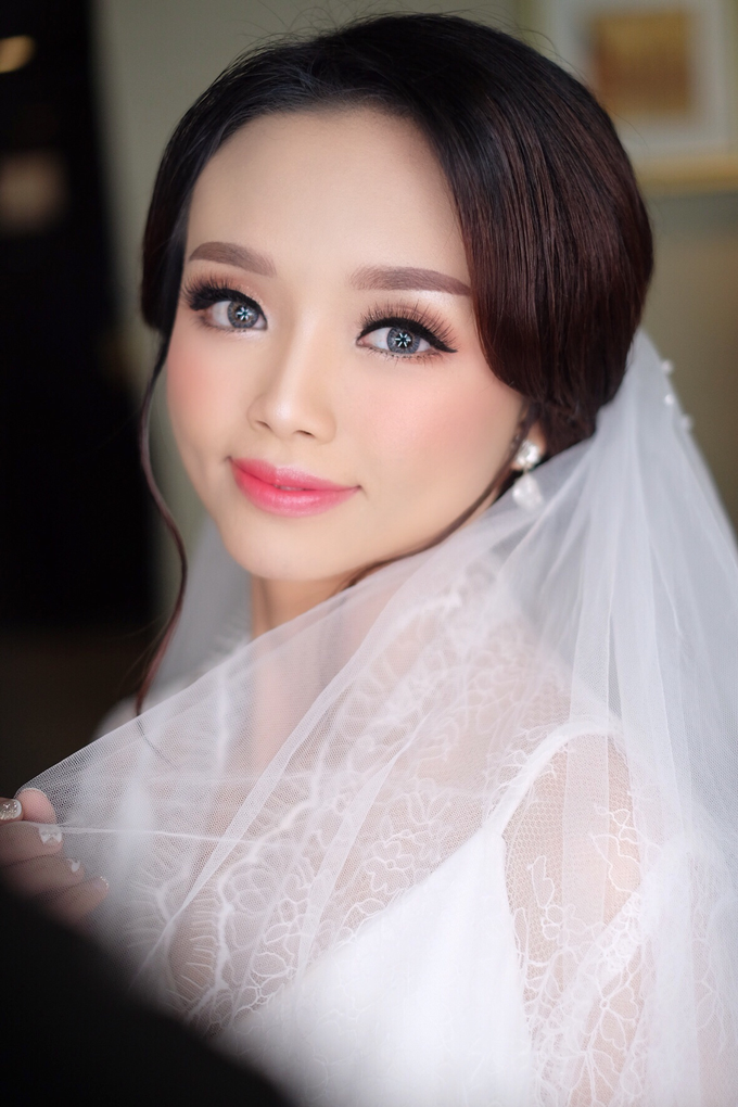 Mrs. marcella by Agnes Yosi Make Up Artist - 001
