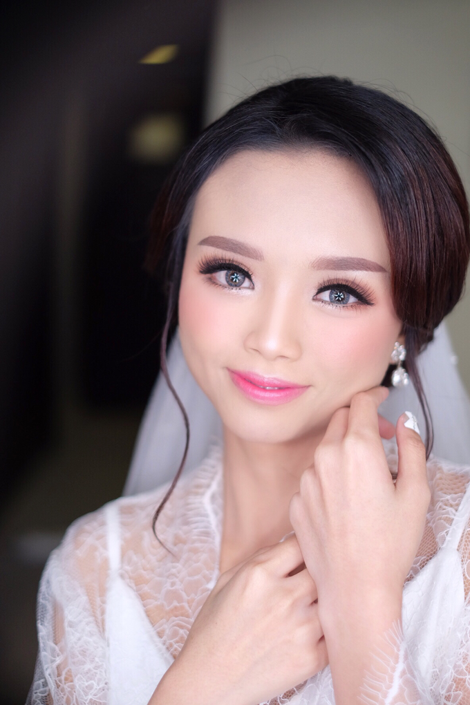 Mrs. marcella by Agnes Yosi Make Up Artist - 003