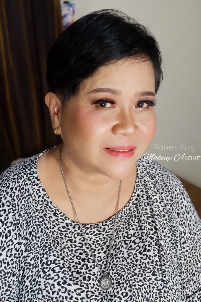 Makeup for Mom of Bride/Groom by AgnesAng Makeup - 002