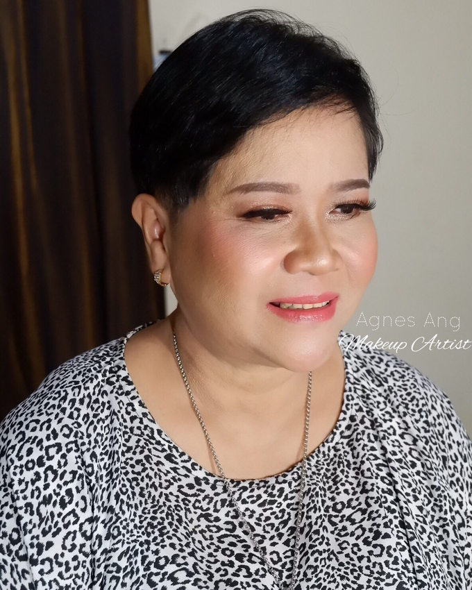 Makeup for Mom of Bride/Groom by AgnesAng Makeup - 001