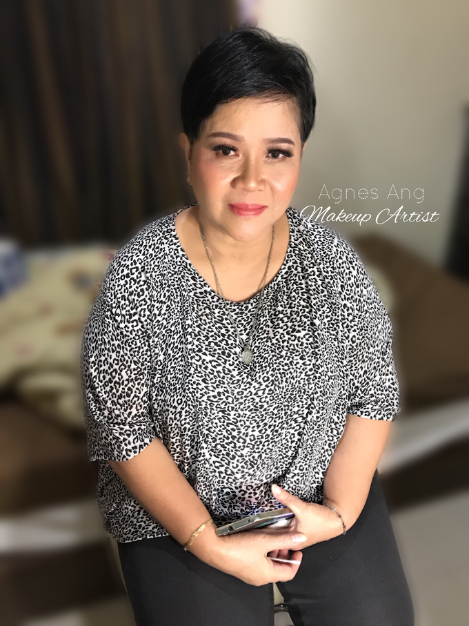 Makeup for Mom of Bride/Groom by AgnesAng Makeup - 003