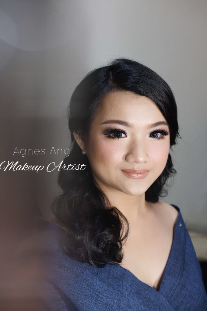 Test makeup for bride to be  by AgnesAng Makeup - 001