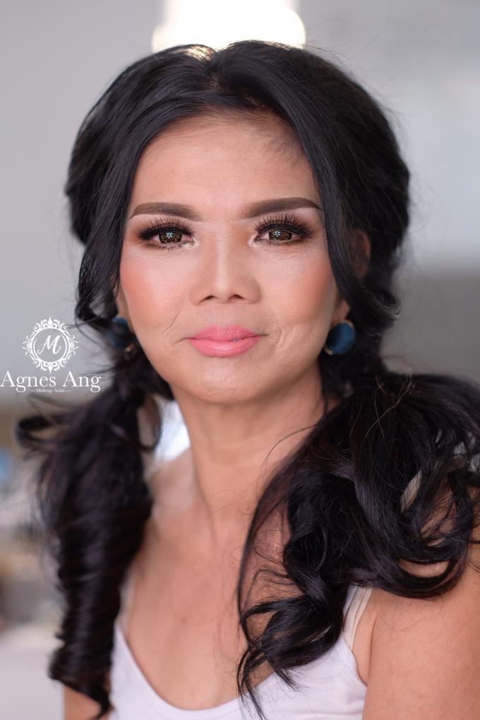Make Up for Mom of Bride/Groom by AgnesAng Makeup - 002