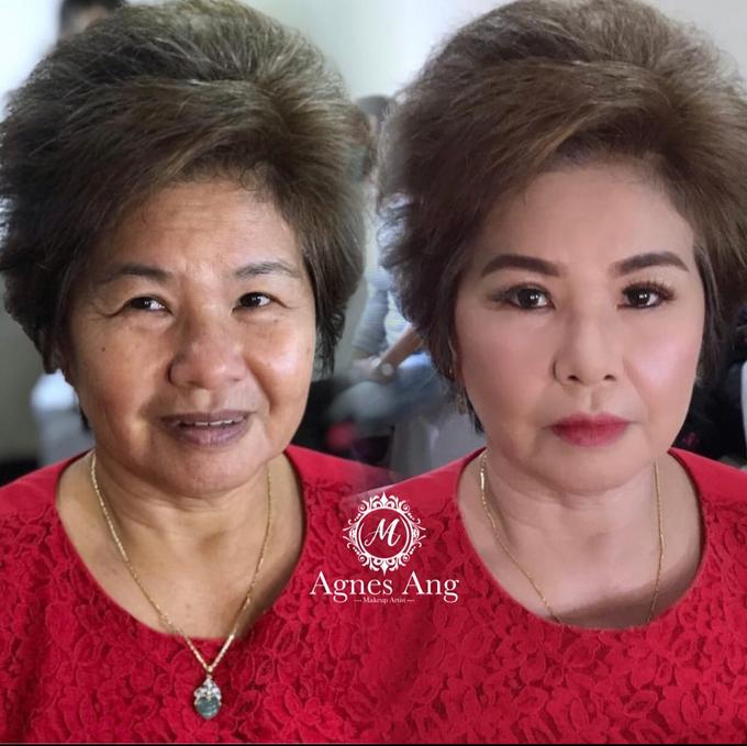 Make Up for Mom of Bride/Groom by AgnesAng Makeup - 006