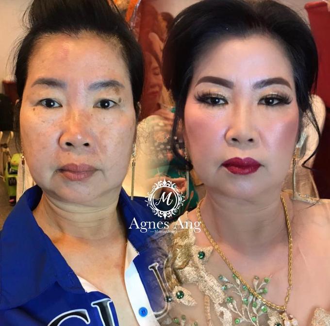 Make Up for Mom of Bride/Groom by AgnesAng Makeup - 007
