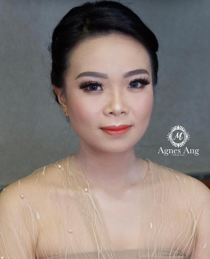Sister of Bride/Groom by AgnesAng Makeup - 002