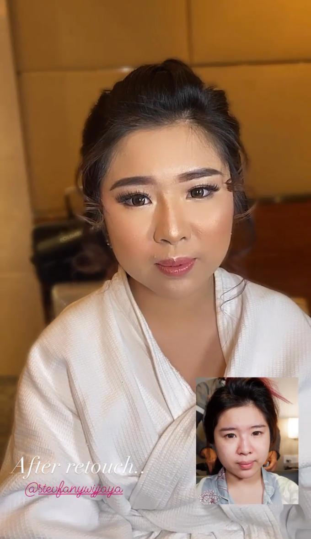 Sister of Bride/Groom by AgnesAng Makeup - 004