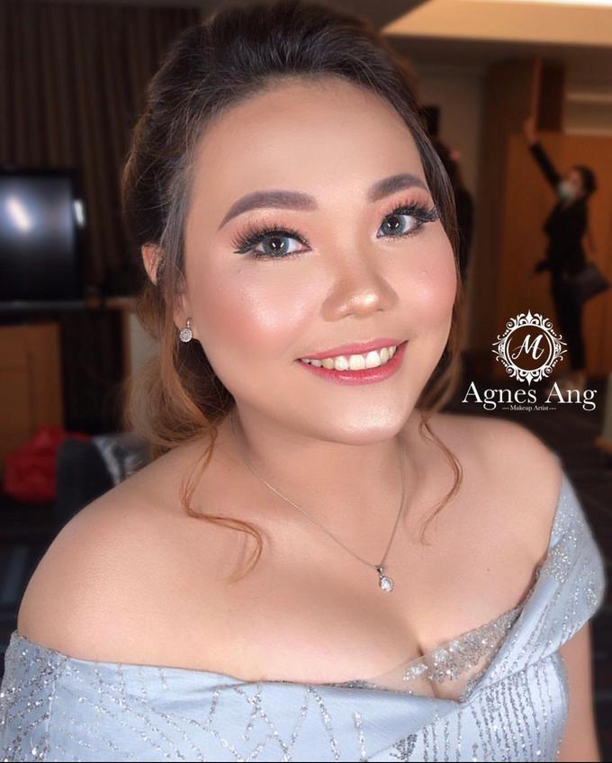 Sister of Bride/Groom by AgnesAng Makeup - 001