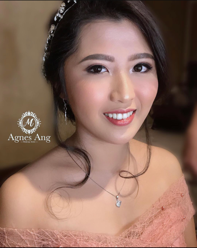 Sister of Bride/Groom by AgnesAng Makeup - 005