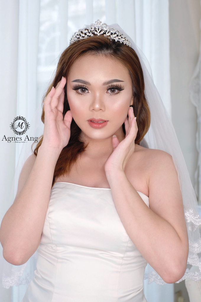 Wedding Makeup (Bride) by AgnesAng Makeup - 001