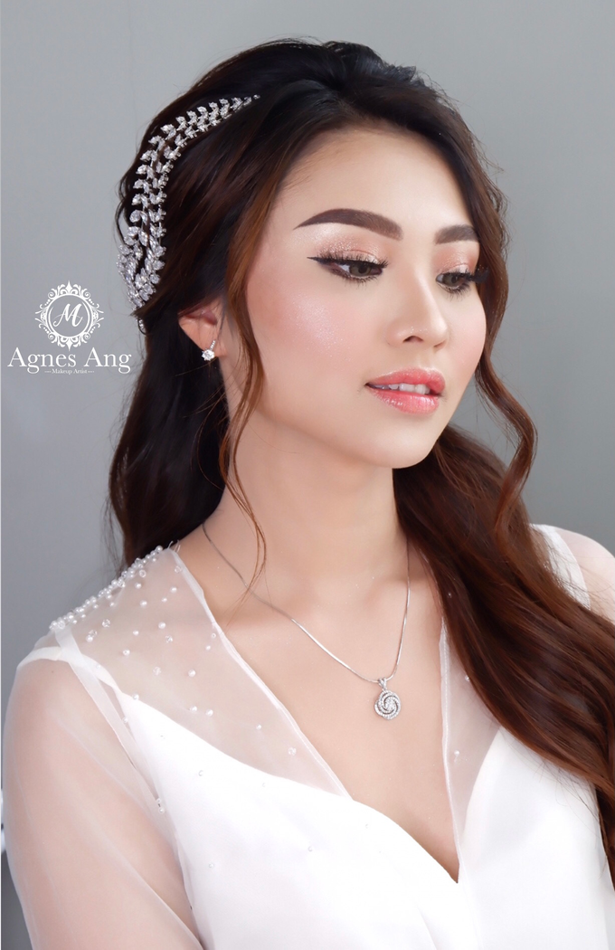 Wedding Makeup (Bride) by AgnesAng Makeup - 003