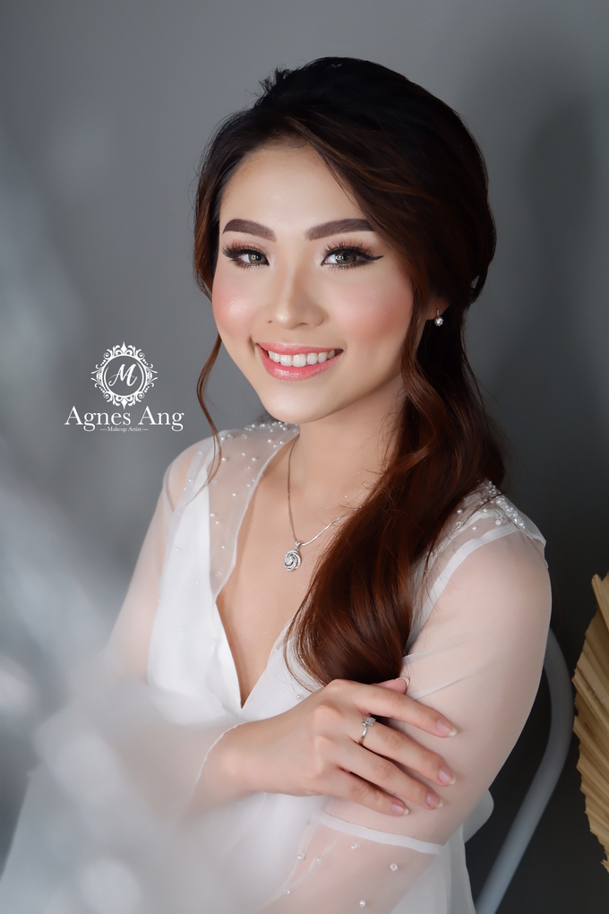 Wedding Makeup (Bride) by AgnesAng Makeup - 004