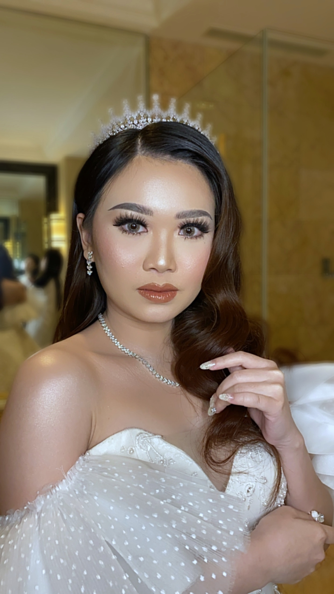 Wedding Makeup (Bride) by AgnesAng Makeup - 011
