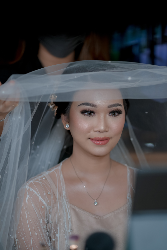Wedding Makeup (Bride) by AgnesAng Makeup - 016