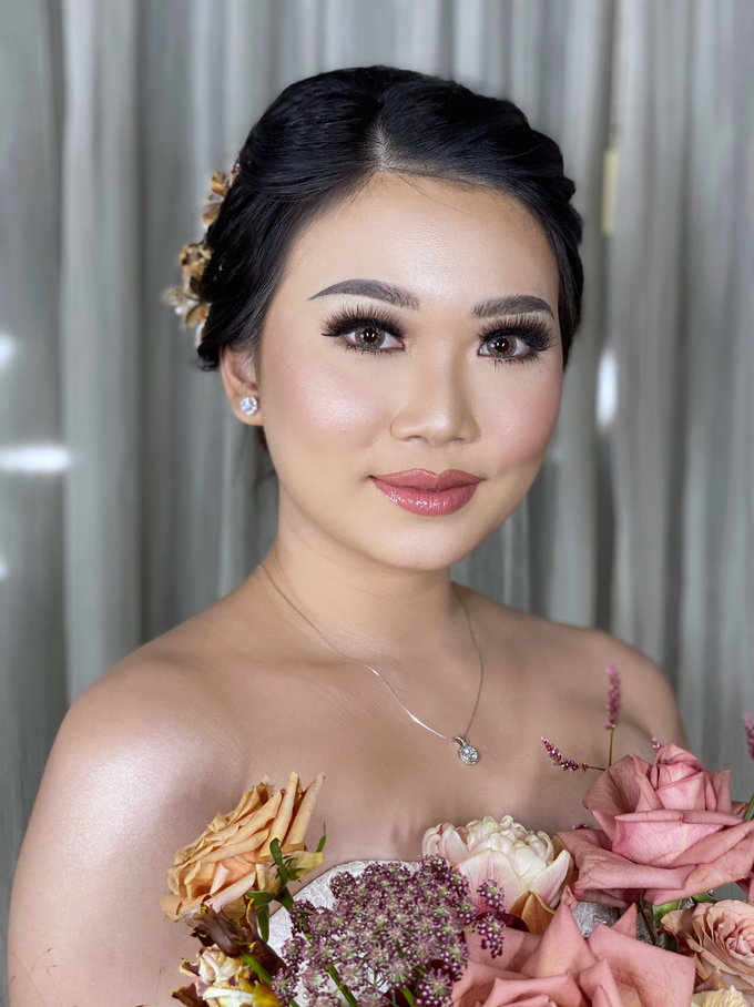 Wedding Makeup (Bride) by AgnesAng Makeup - 017