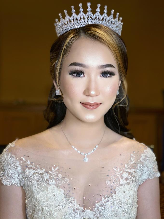 Wedding Makeup - Bride Ai Ren  by AgnesAng Makeup - 001