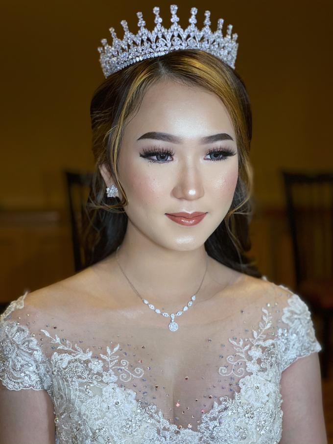 Wedding Makeup - Bride Ai Ren  by AgnesAng Makeup - 002