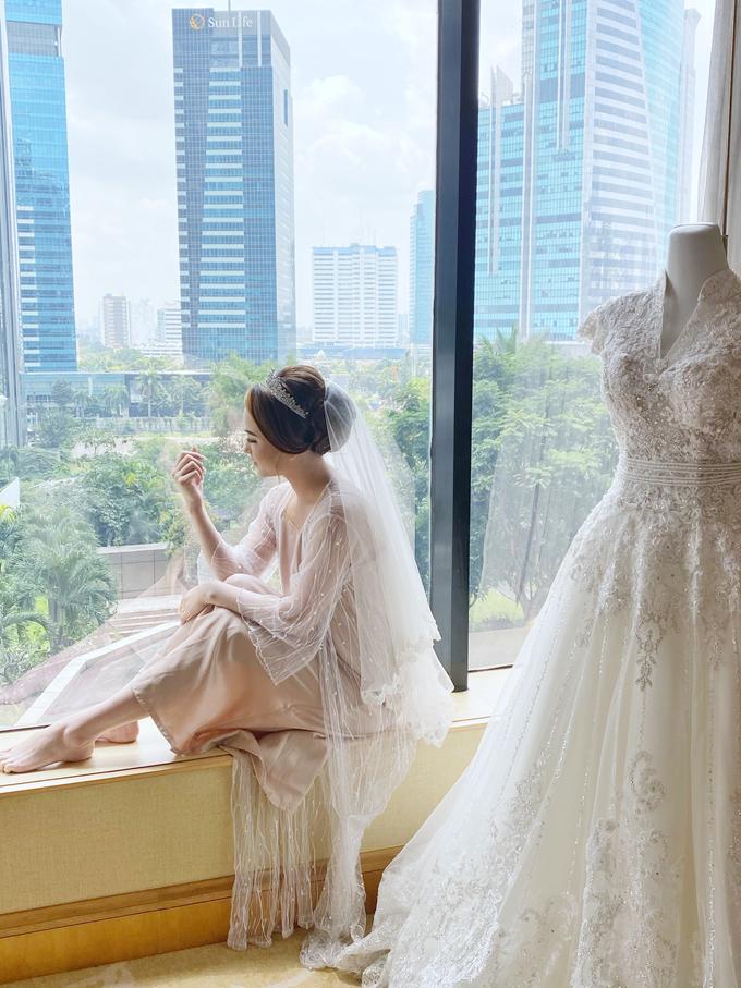 Wedding Makeup - Bride Ai Ren  by AgnesAng Makeup - 003