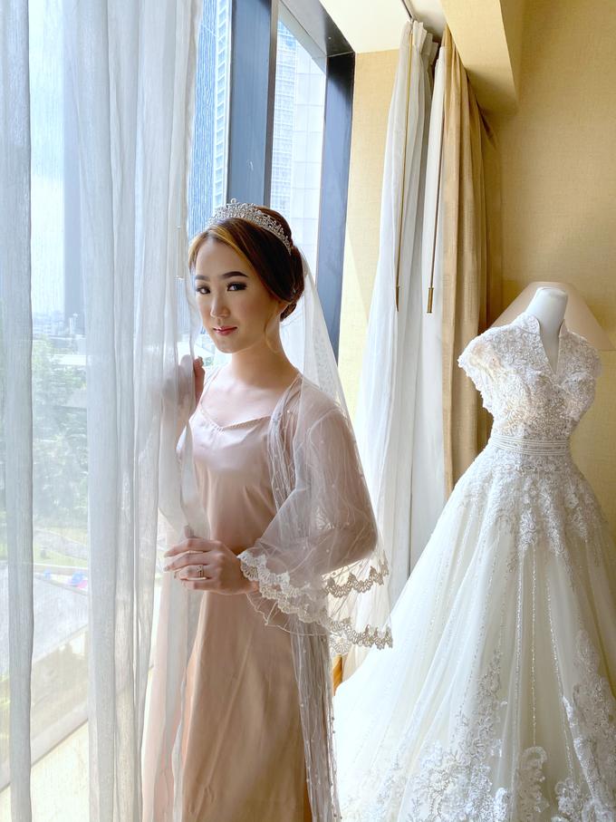Wedding Makeup - Bride Ai Ren  by AgnesAng Makeup - 005