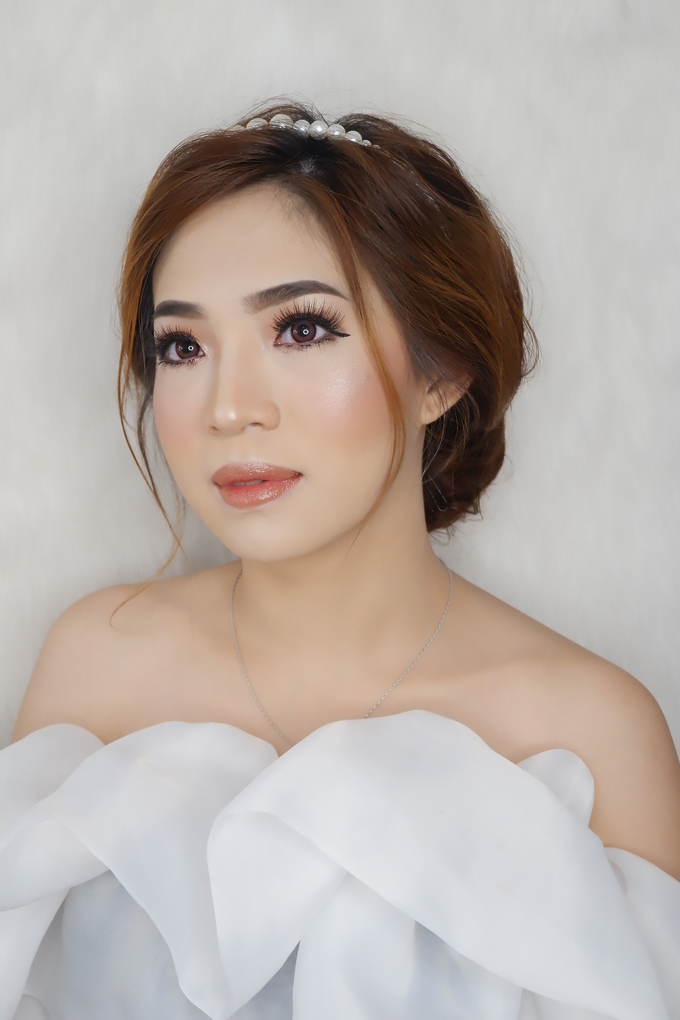 Test makeup for Bride To Be Ms. Vera by AgnesAng Makeup - 001