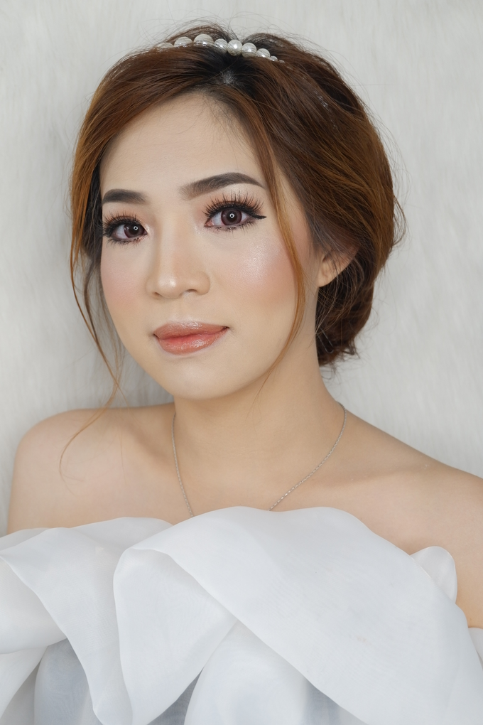 Test makeup for Bride To Be Ms. Vera by AgnesAng Makeup - 002
