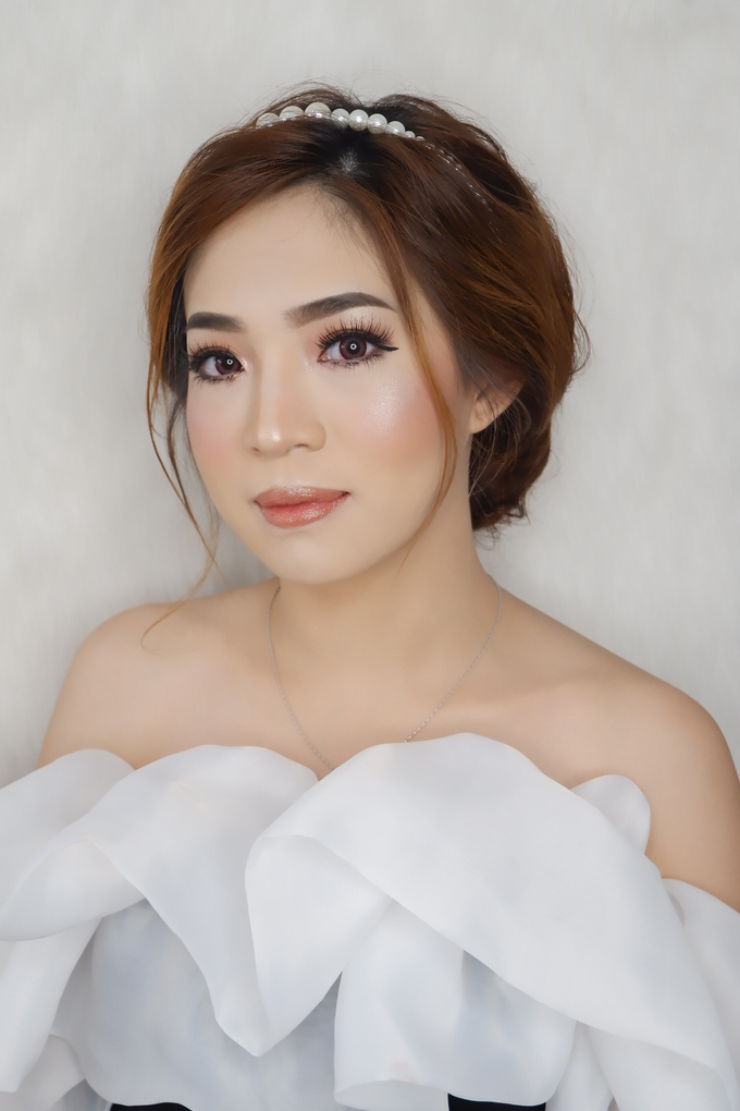 Test makeup for Bride To Be Ms. Vera by AgnesAng Makeup - 003