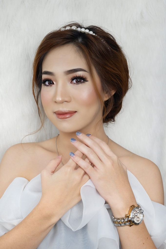 Test makeup for Bride To Be Ms. Vera by AgnesAng Makeup - 006