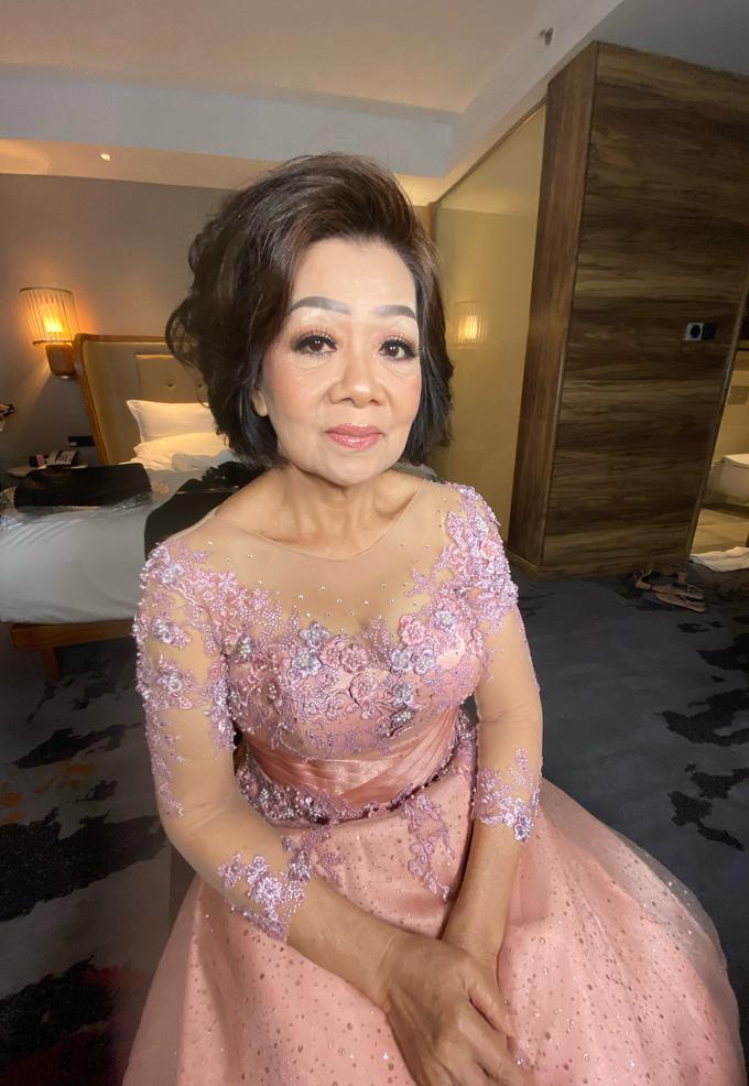 Make Up for Mom of Bride/Groom by AgnesAng Makeup - 014
