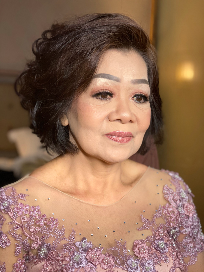 Make Up for Mom of Bride/Groom by AgnesAng Makeup - 016